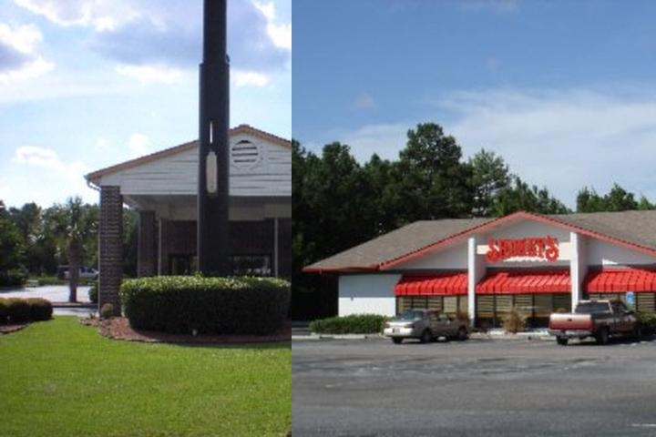 Red Roof Inn Hardeeville photo collage