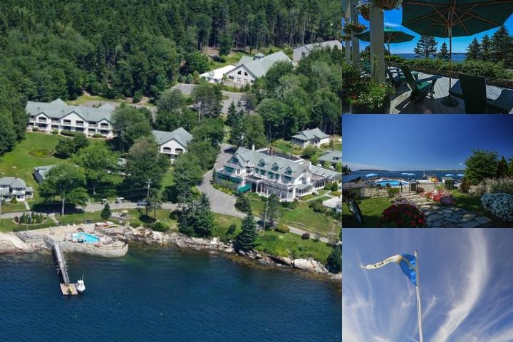 Spruce Point Inn Resort & Spa photo collage