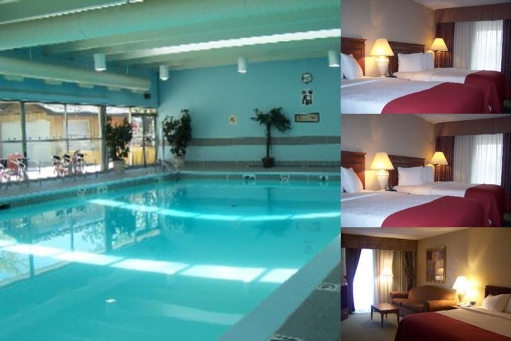 Holiday Inn Cambridge Hespeler Galt photo collage
