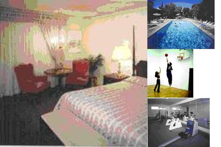 Desert Inn photo collage