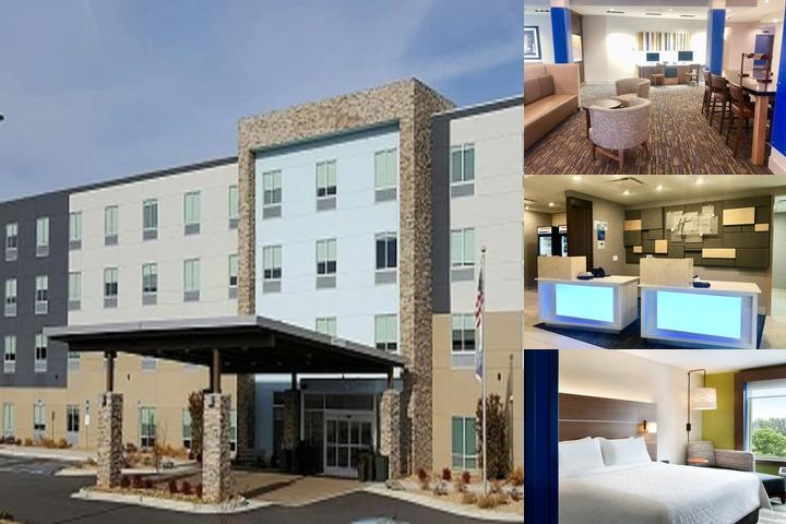 Holiday Inn Express & Suites Macon North photo collage