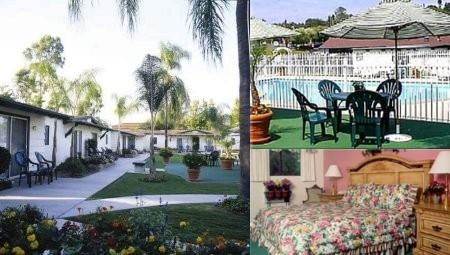 Fallbrook Country Inn photo collage