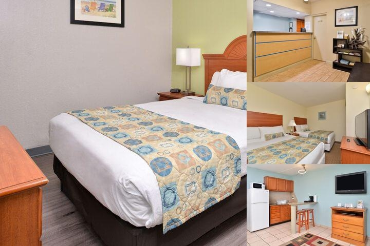 Ocean Suites photo collage