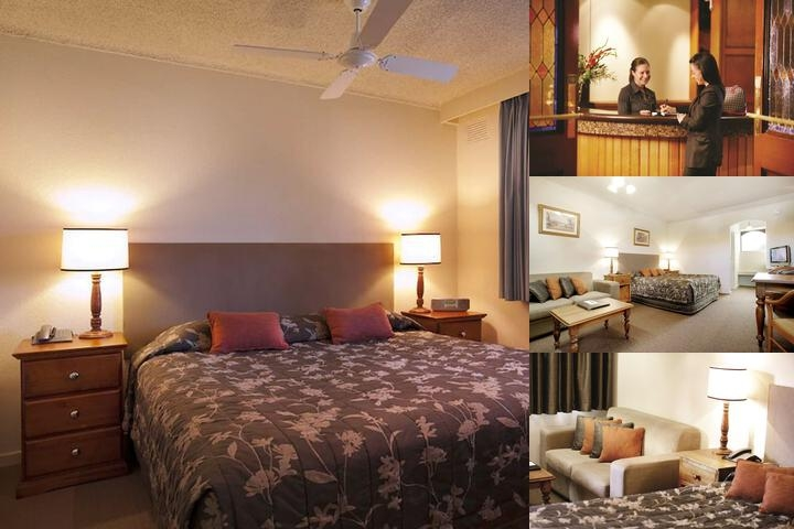 Hotel Bruce County photo collage