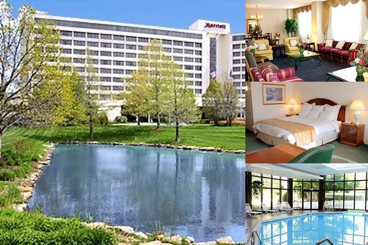 Overland Park Marriott photo collage
