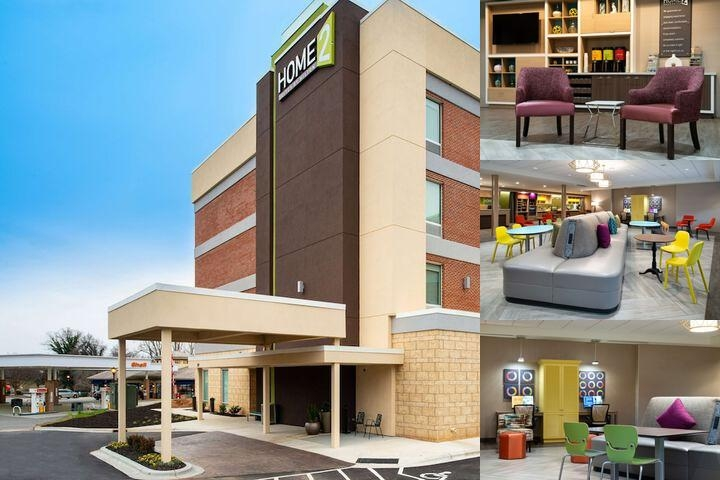 Home2 Suites Hotel by Hilton photo collage