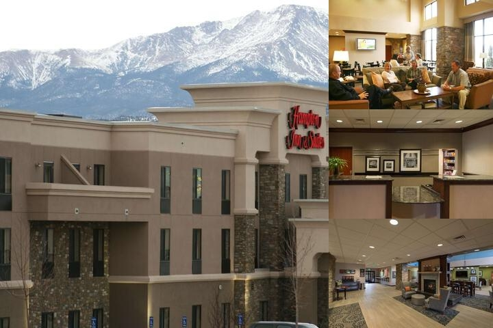 Hampton Inn & Suites Air Force Academy photo collage