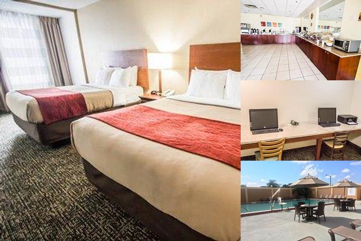 Quality Inn & Suites Winter Park Area photo collage