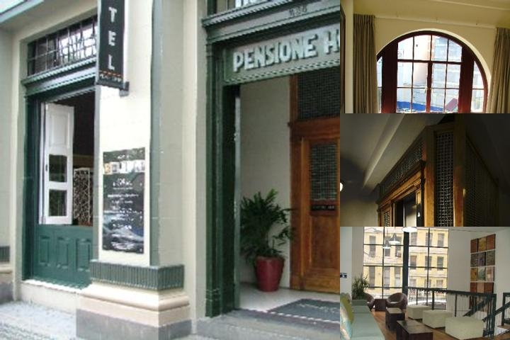Pensione Hotel Sydney photo collage
