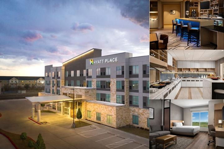 Hyatt Place Amarillo West photo collage