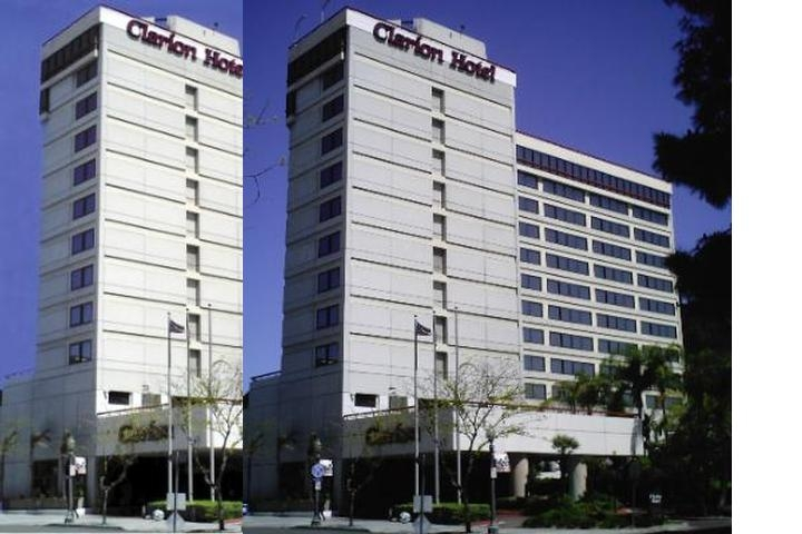 Clarion Hotel & Convention Center photo collage