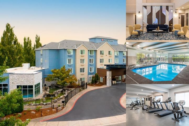 Keizer Renaissance Inn & Conference Center photo collage