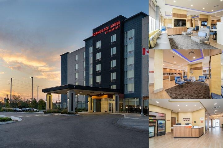 Towneplace Suites Brantford & Conference Centre photo collage