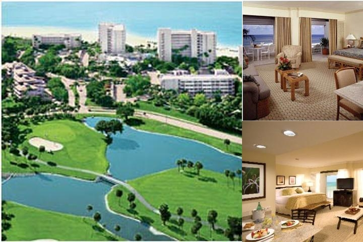 Longboat Key Club & Resort photo collage