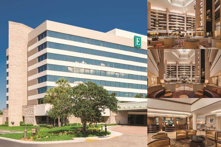 Embassy Suites International Drive / Jamaican Court photo collage