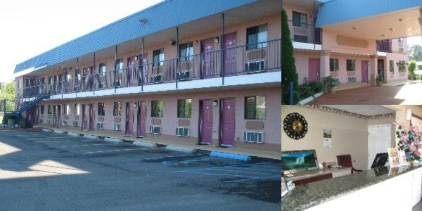 Express Inn & Suites photo collage