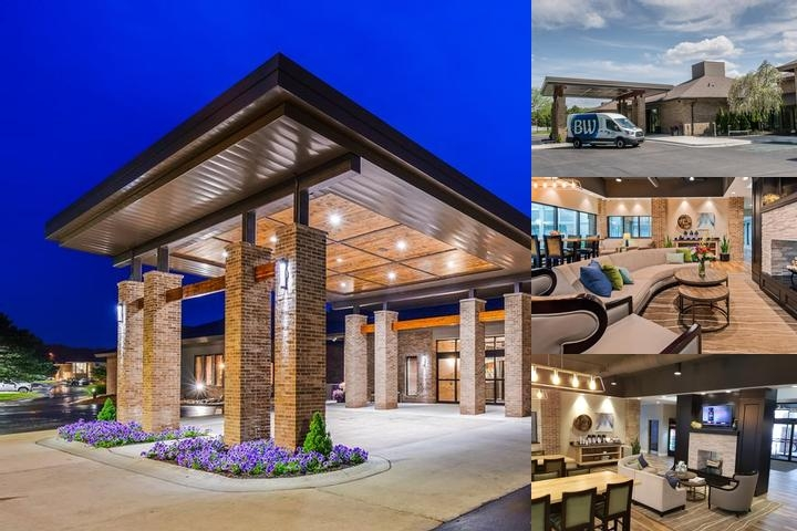 Best Western Okemos / East Lansing Hotel & Suites photo collage