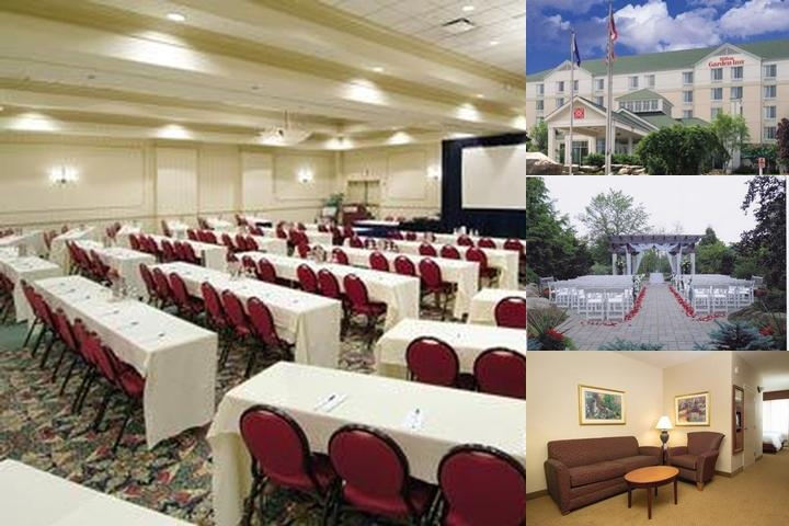 Hilton Garden Inn Twinsburg photo collage