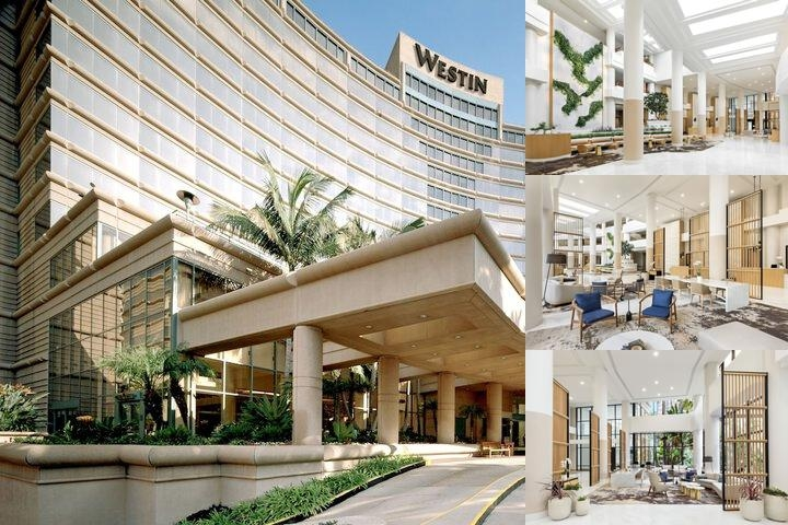 The Westin Long Beach photo collage