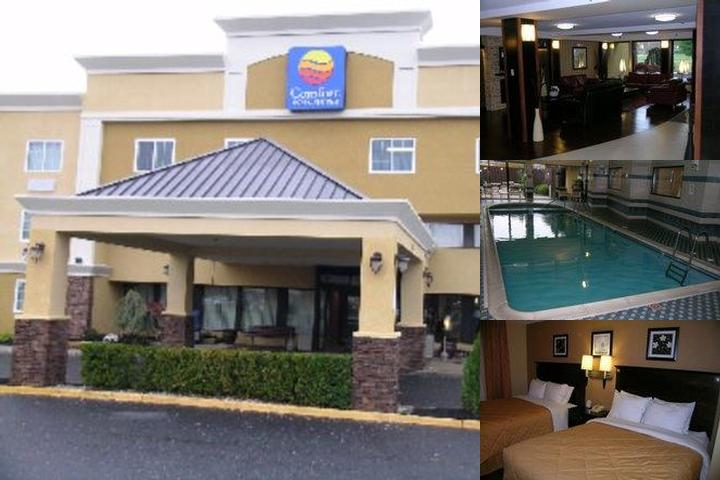 Comfort Inn & Suites Hotel photo collage