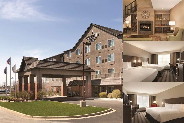 Country Inn & Suites Indianapolis Airport South photo collage