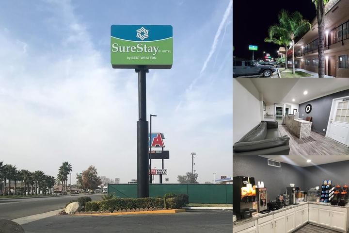 SureStay Hotel by Best Western Buttonwillow photo collage