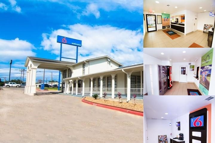 Motel 6 Bryan Hwy 21 photo collage