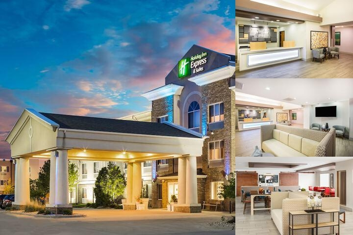 Holiday Inn Express & Suites Bellevue photo collage