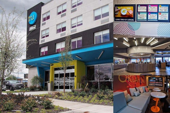 TRU by Hilton Oklahoma City Airport photo collage