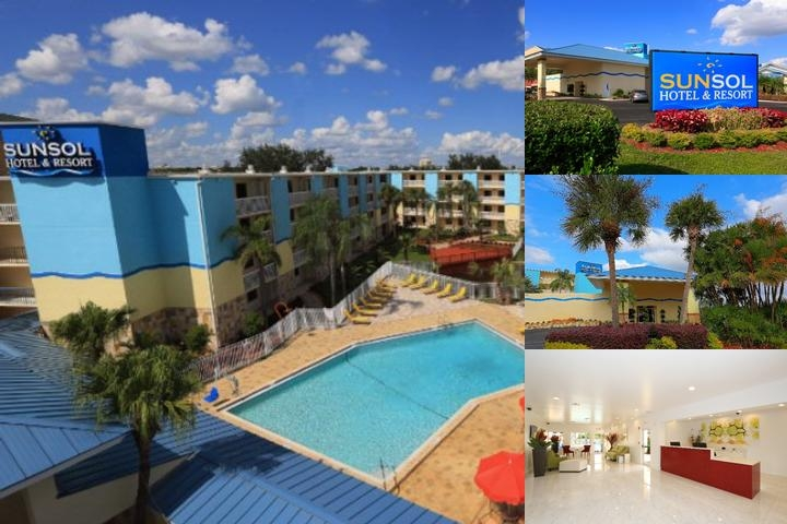 SureStay Plus by Best Western Orlando International Drive photo collage