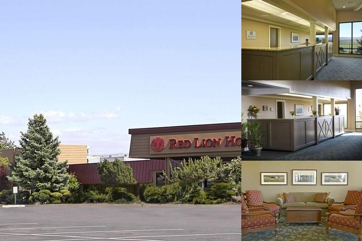 Red Lion Hotel Pendleton photo collage