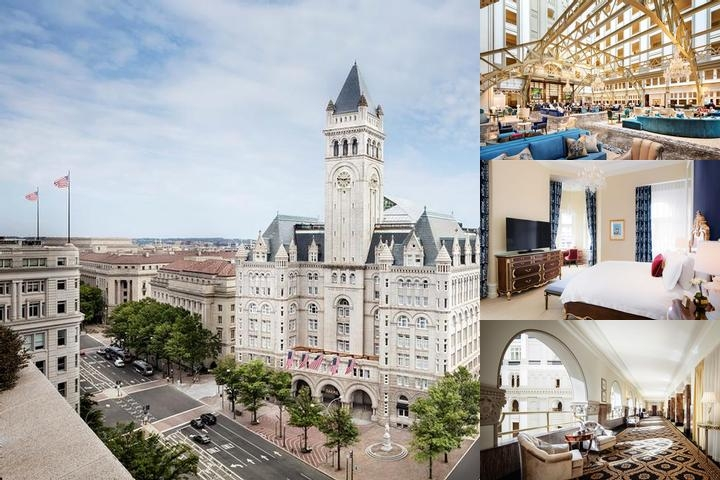 Trump International Hotel Washington D.c. photo collage