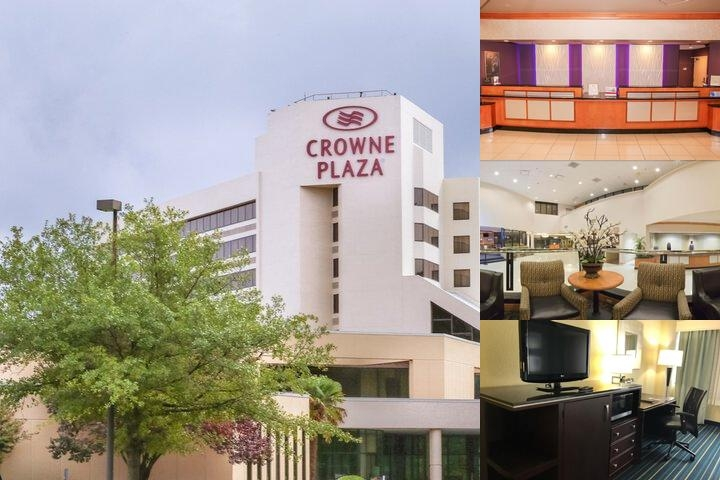 Crowne Plaza Virginia Beach Town Center photo collage