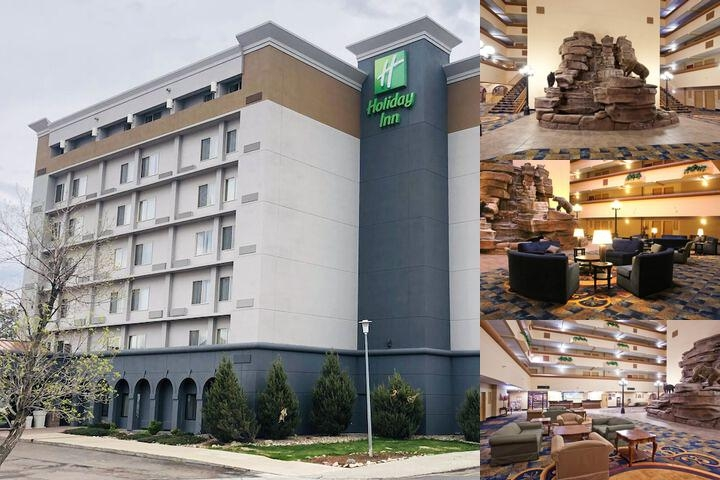 Holiday Inn Great Falls photo collage