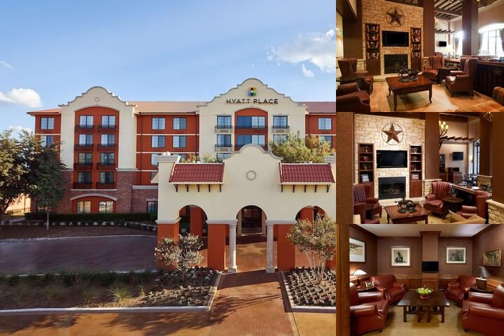 Hyatt Place Fort Worth / Historic Stockyards photo collage