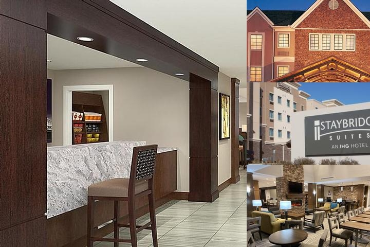Staybridge Suites Denton photo collage