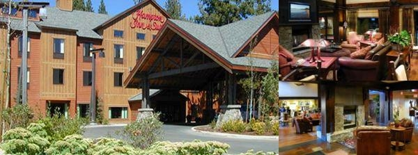 Hampton Inn & Suites Tahoe / Truckee photo collage