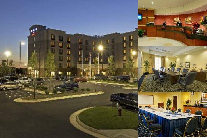 Marriott Springhill Suites Washington Dulles photo collage