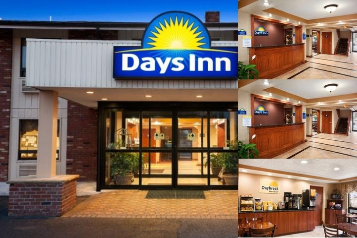 Days Inn Woodbridge photo collage