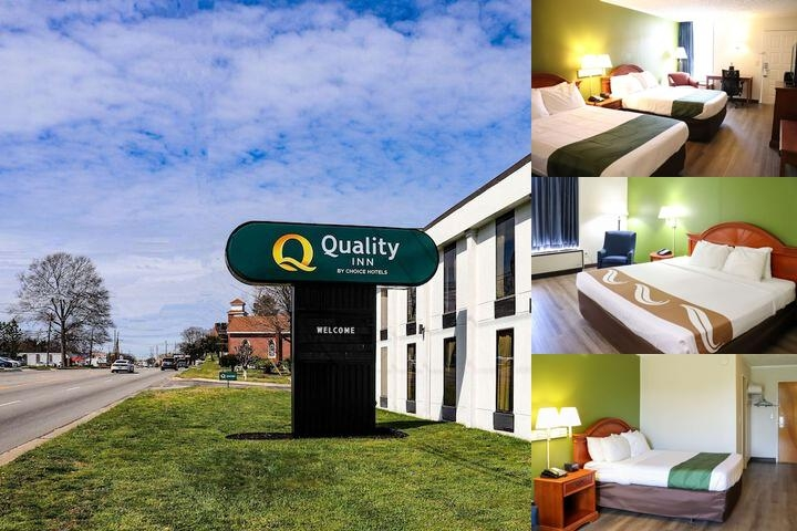 Quality Inn Roxboro photo collage