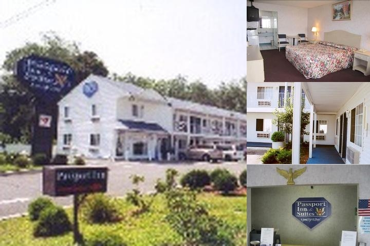 Passport Inn & Suites photo collage