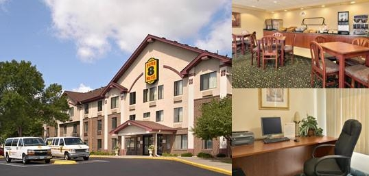 Super 8 Hotel Super 8 Hotel Bloomington Mn