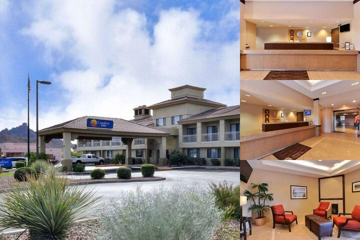 Comfort Inn Fountain Hills Scottsdale photo collage