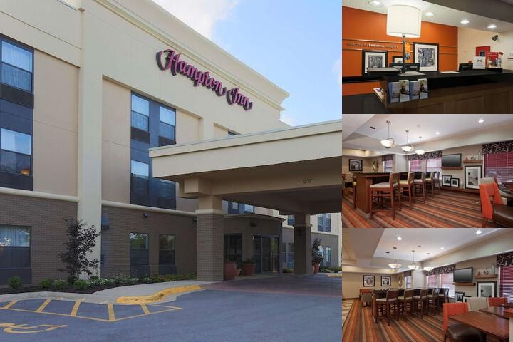Hampton Inn Fairview Hts photo collage
