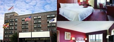 Hampton Inn Frederick photo collage