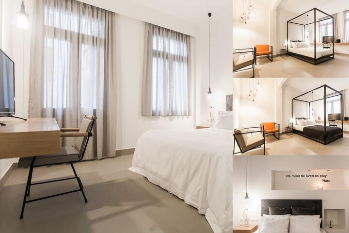Monastiraki Suites by Livin Urbban photo collage
