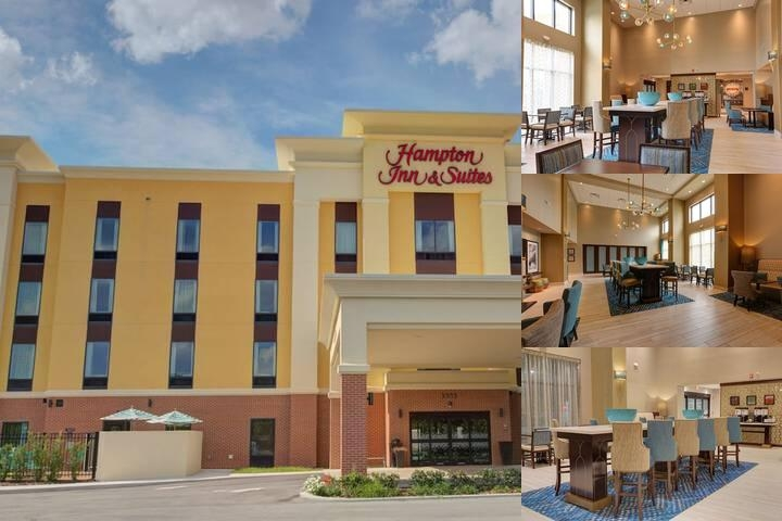 Hampton Inn & Suites Busch Gardens photo collage