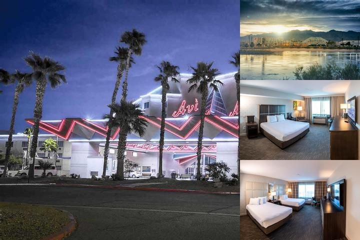 Avi Resort & Casino photo collage