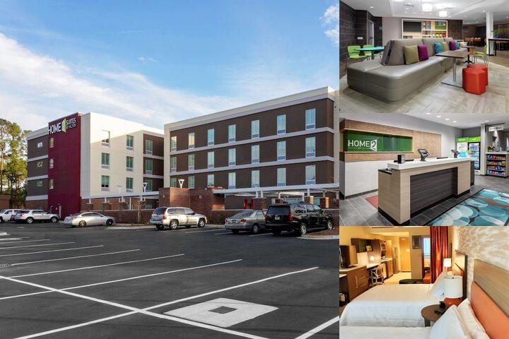 Home2 Suites North Charleston Univ. Boulevard photo collage