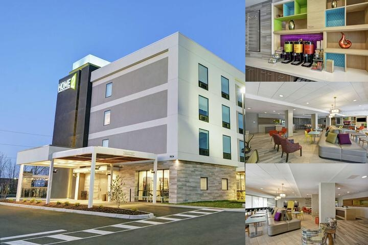 Home2 Suites by Hilton Clarksville Louisville North photo collage